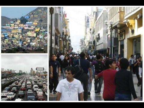 ¿Lima está preparada para albergar más de 10 millones de habitantes?