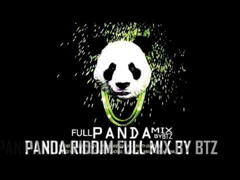 PANDA RIDIM MIX (Desiigner,Lefa,Meek Mill,T-Pain,Ñengo Flow, Farruko, Daddy Yankee & Cosculluela...