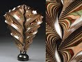 Spectraply Sculpture, making art from Colored Wood Laminate