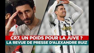Ronaldo, un poids pour la Juve ? La revue de presse d'Alexandre Ruiz