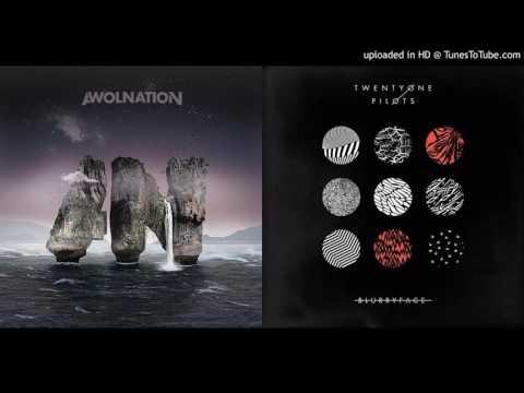Sail/Ride (Mashup) - AWOLNATION & twenty one pilots
