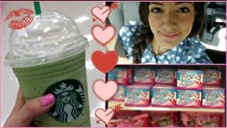 One of Bethany's Life's most viewed videos: Valentine's Day Vlogging! Target & Starbucks!