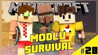Game Of Mods #28 Çüksüz Belediye Başkanı Oldu ! [Modlu Survival]