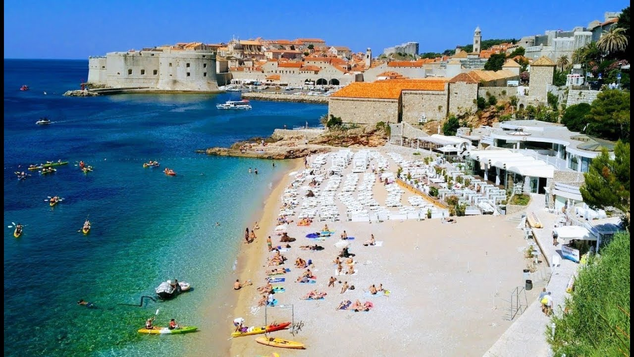 Beaches Dubrovnik 2018 Top 10