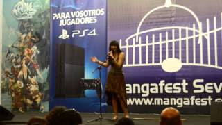 Suteki Da Ne Karaoke Mangafest 2013