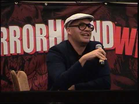 Billy Zane Panel 2018 HorrorHound Weekend
