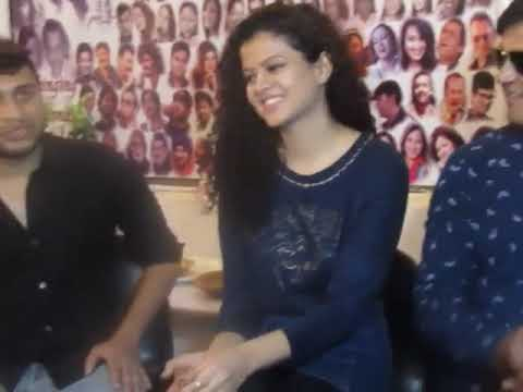 EXCLUSIVE TALK WITH PALAK MUCHHAL ABOUT SONG | SHE SUNG TODAY FOR FILM MOH