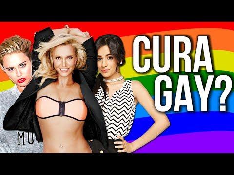 Diálogo Normal Britney, Miley e Camila: CURA GAY?