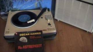 oscar harris & the twinkle stars - mr astronaut