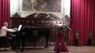 Nina Solodovnikova - Qui la voce sua soave... Vien diletto (22.12.2019)