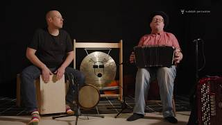 'Kevätlaulu' – Bandoneón and Cajon Improvisation