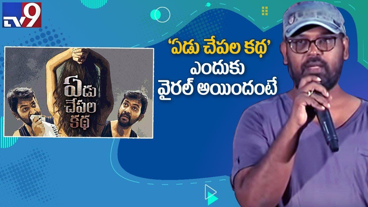 Download 'Yedu Chepala Katha' movie press meet    Bhanu Sree    Meghana Chowdary - TV9