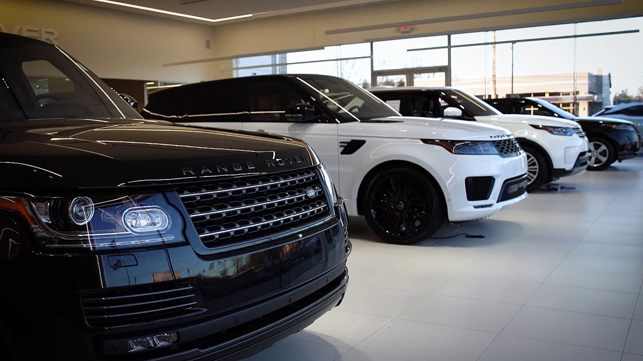 Land Rover North Haven, CT | Land Rover Dealer