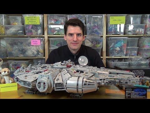 LEGO® Star Wars 75192 - Millennium Falcon - UCS