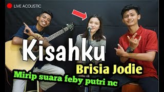 Brisia Jodie Kisahku Cover Krizz Channel