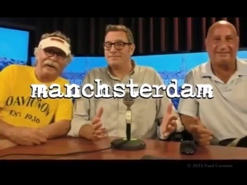 Manchsterdam 1-27-2016 Special Guests The Browning Brothers