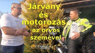 Mit üzen nekünk a légimentő orvos, aki motorozik? - Onroad.hu