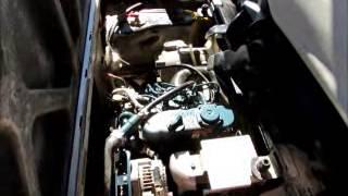 For Sale 2008 Club Car Xrt 1550 4x4 Diesel Utv Utility Vehicle Cart Bidadoo.com