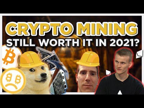 Is Crypto Mining Still WORTH IT In 2021 ??