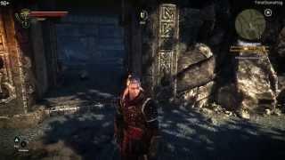 The Witcher 2.Assassins Of Kings .Серия  15:Проклятье крови.сквозь мглу