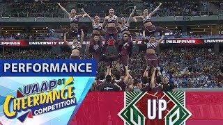 UAAP CDC Season 81: UP Pep Squad | Full Performance