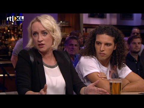 Eva Jinek kiest voor het bankstel - RTL LATE NIGHT