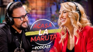 ANDREEA BALAN, LIBERA LA VORBA | ACASA LA MARUTA | PODCAST | Episodul 6