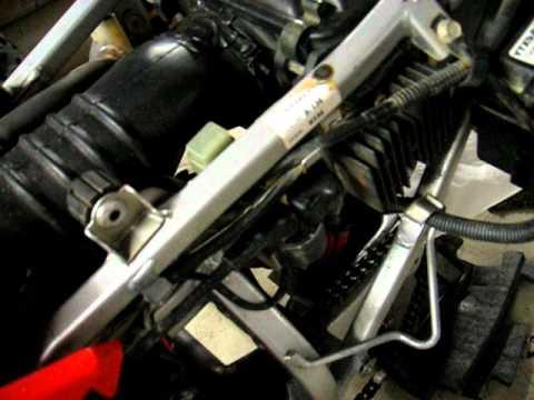 Honda Trx 300 Wiring Diagram Nest Humidifier 300ex Problem Youtube