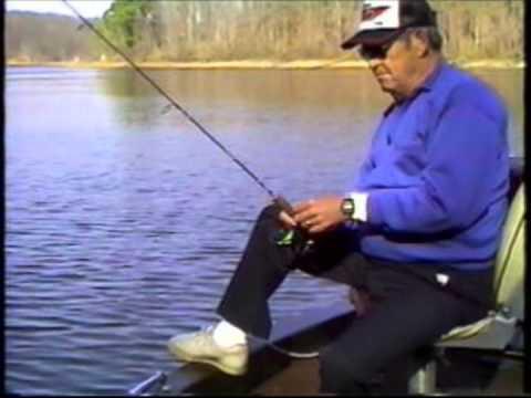 """Charlie Brewer Sr. Slider Seminar Volume  2; """"Art of Slider Fishing"""""""