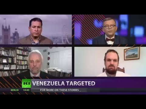 CrossTalk: Venezuela Targeted