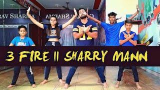 3 Fire Bhangra Workshop :  Sharry Maan • D4U Dance Academy     Bhangra Dance Performance in India