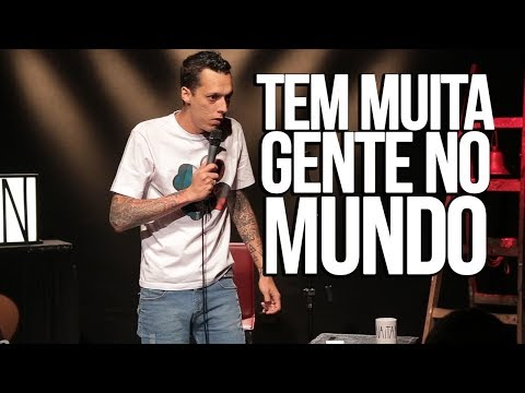 CONTROLE POPULACIONAL - NIL AGRA - STAND UP COMEDY