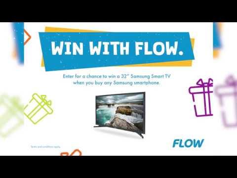 FLOW TV GIVEAWAY