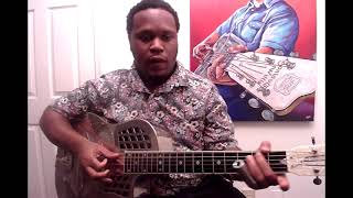 "Acoustic Blues Guitar Repertoire: Jontavious Willis' Arrangement of ""Poor Boy, Long Ways From Home"""