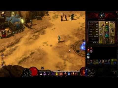 Diablo 3 Gear Swap With G15 Keyboard