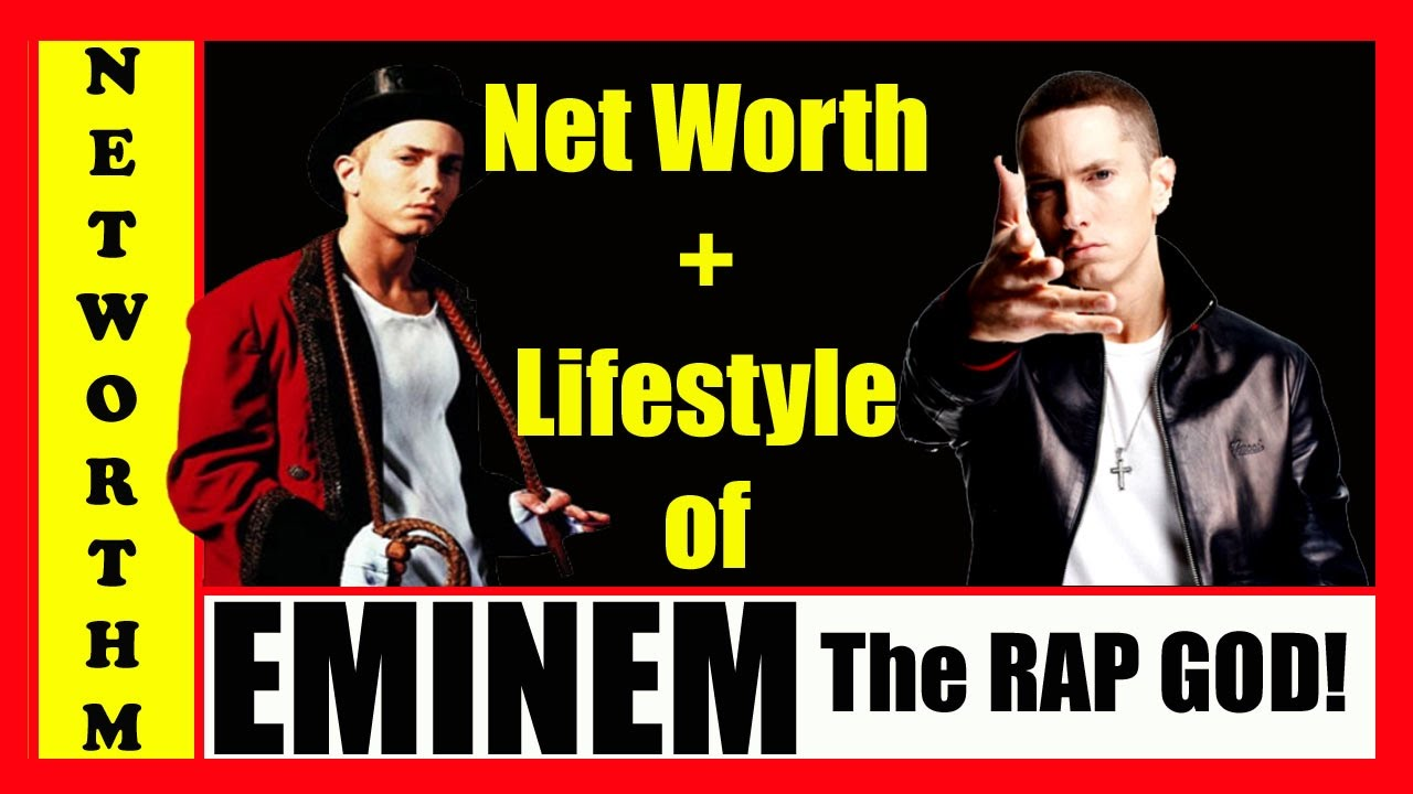 Marshal Mathers Net Worth - Celebrity Net Worth
