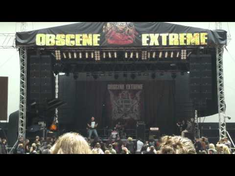 TOOLS OF THE TRADE live at OEF 2012 - 'Disrupt - Domestic Prison' cover song
