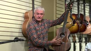 George Lowden at Acoustic Vibes Music