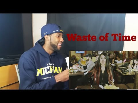 Snow Tha Product - Waste of Time (Official Music Video) Reaction!!