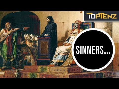 Top 10 Worst Popes in History