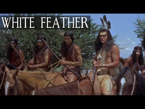 White Feather (Western Movie, Cowboys & Indians, Full Length