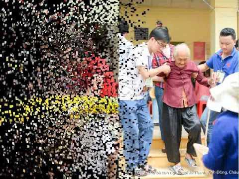 Ve dep TNV Thien nguyen Sai Gon 2015.