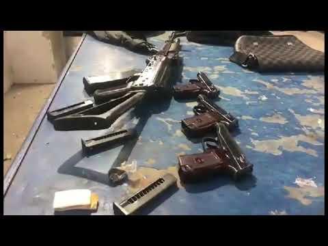 На Хмельниччині СБУ попередила контрабанду вогнепальної зброї за кордон