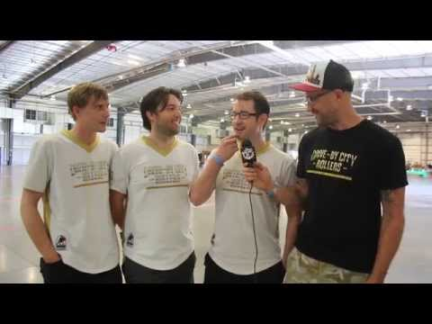Filthy McNasty interviews fellow Drive-By City Rollers Blood & Thunder