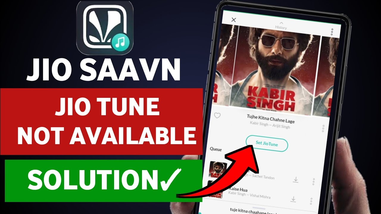 Jio Tune Not Available Problem Solution | How to Set Jio