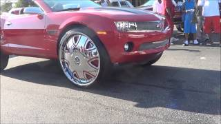 Showtime Car Audio And WGCI Chicago car shows....