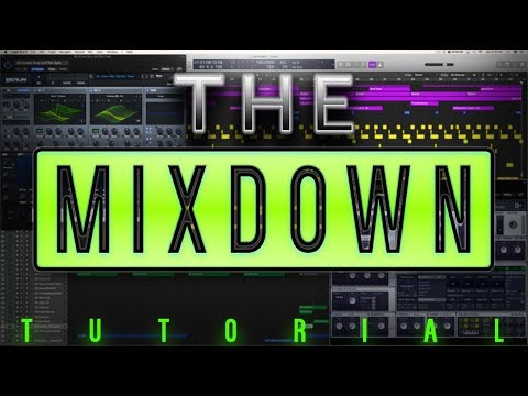 Mixdown Tutorial | How to Mix a Dark Dubstep Track