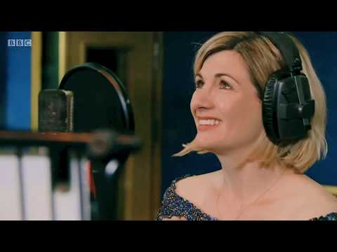 Jodie Whittaker sings Yellow and dedicates it to her nephew