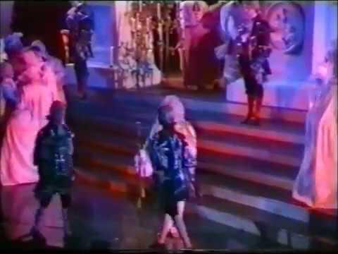 Giordano – Andrea Chénier – Dimitrova, Giacomini, Zancanaro, Olmi (Genova, 1991)