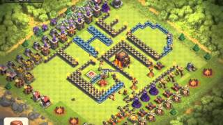 Clash of Clans Attacks - Episode 15 - the return of Peter17$ and Galadon attacks again!